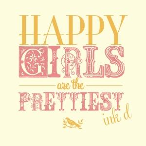 Happy Girls WM