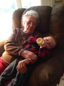 granny and Pierson