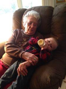 granny and Pierson