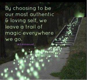 authentic magic