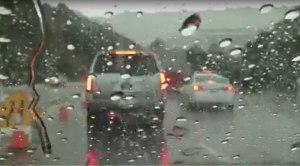 rain-driving
